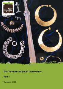 South-Lanarkshire-Treasure_Part 1 PDF Report Cover