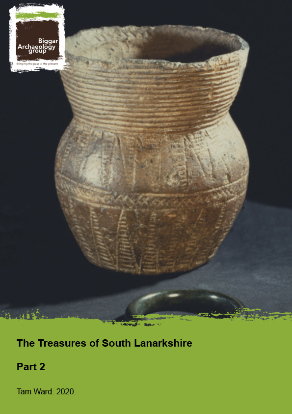 The Treasure of South Lanarkshire part 2 pdf report cover image